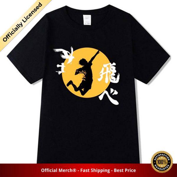 2020 Anime Haikyuu Cool Print Shirt Casual Volleyball Short Sleeve Harajuku T shirt Tops 3 - Haikyuu Merch Store