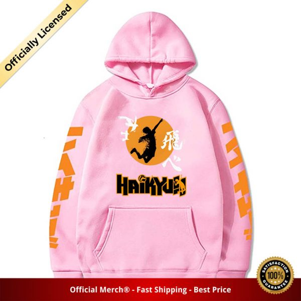 2020 Japan Anime Haikyuu Cosplay Hoodie Women Men Harajuku Sweatshirt Karasuno High School Pullover Hooded Jacket 2 - Haikyuu Merch Store