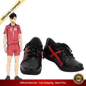Anime Haikyuu Cosplay Karasuno High School Volleyball Team Kuroo Tetsurou Anime Sports Shoes Boots - Haikyuu Merch Store