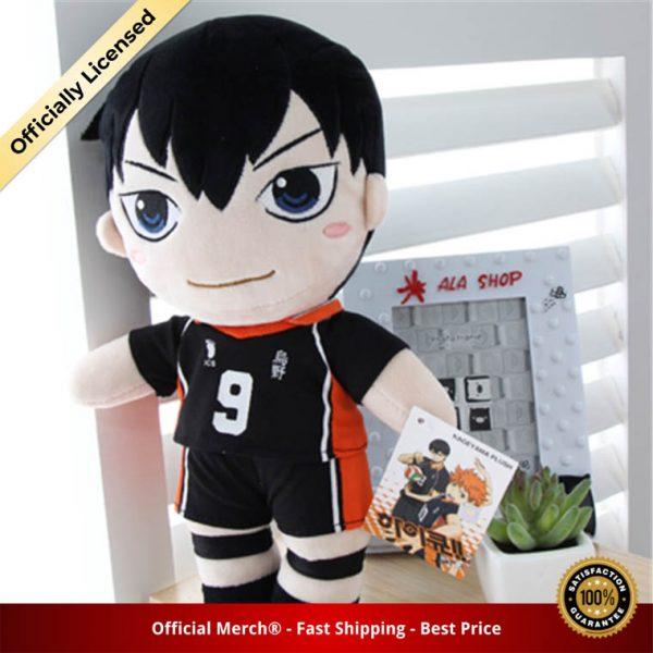 Anime Haikyuu Plush Toys Hinata Shoyo Kageyama Tobio Dolls Brinquedos Haikyu Figurine Toy 30cm 4 - Haikyuu Merch Store