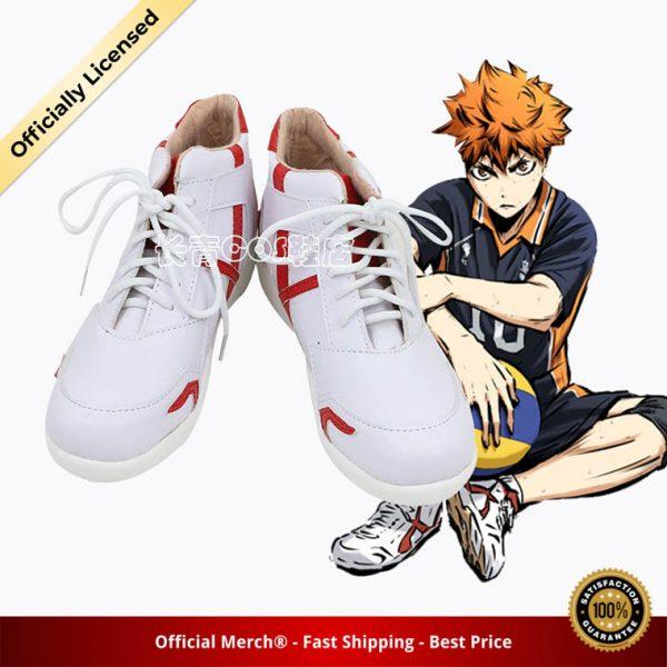 Haikyu Haikyuu Karasuno High School Volleyball Team Shoyo Hinata Yu Nishinoya Anime Cosplay Sports Shoes Boots - Haikyuu Merch Store