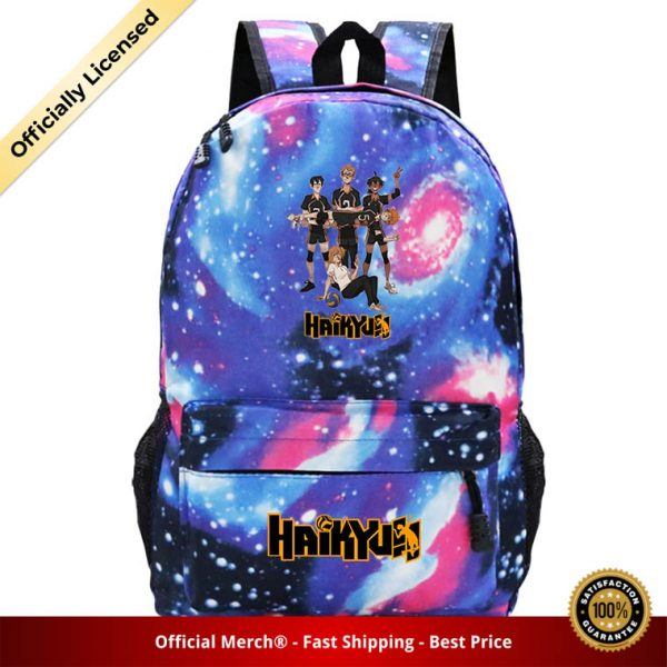 Haikyuu Hinata Shoyo kageyama tobio Backpack Cosplay Nishinoya Yuu Student bagsmochila backpacks for school teenagers girls 4 - Haikyuu Merch Store