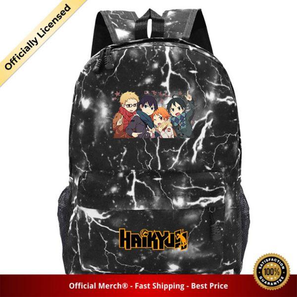 Haikyuu Hinata Shoyo kageyama tobio Backpack Cosplay Nishinoya Yuu Student bagsmochila backpacks for school teenagers girls 5 - Haikyuu Merch Store