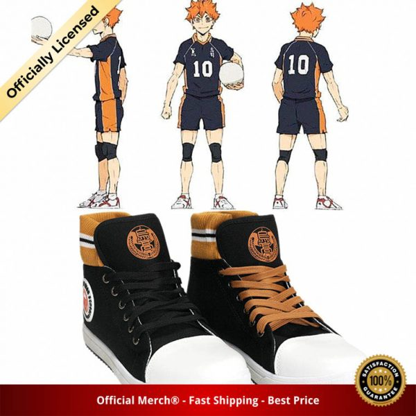 New Japanese Anime Haikyuu Cosplay Shoes Canvas Ankle Boots Women Men Shoes Halloween party shoes in 1 - Haikyuu Merch Store