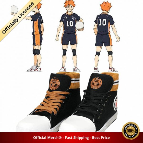 New Japanese Anime Haikyuu Cosplay Shoes Canvas Ankle Boots Women Men Shoes Halloween party shoes in - Haikyuu Merch Store