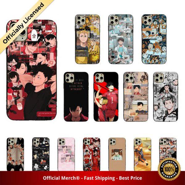 Yinuoda Haikyuu Kuroo Tetsurou Phone Case Cover For iPhone 11 12 pro MAX 8 7 6 - Haikyuu Merch Store