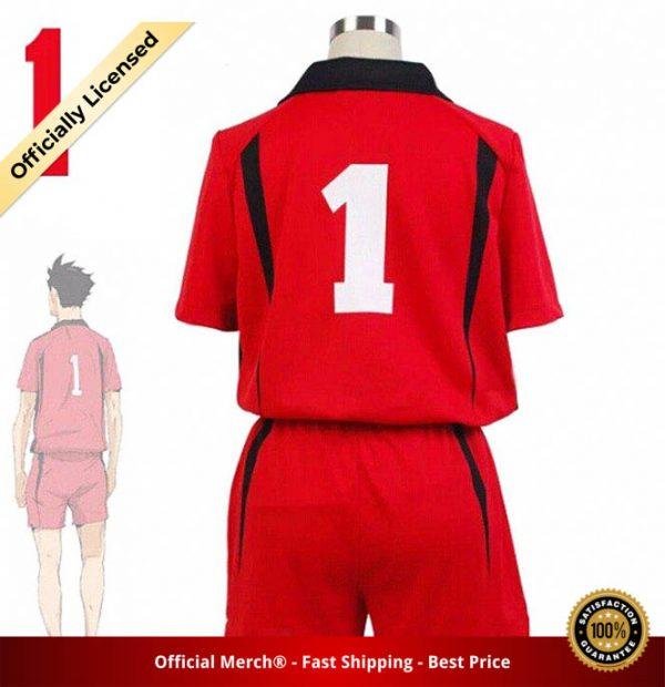 img 2 Haikyuu Nekoma haut uniforme Tetsurou Ku - Haikyuu Merch Store
