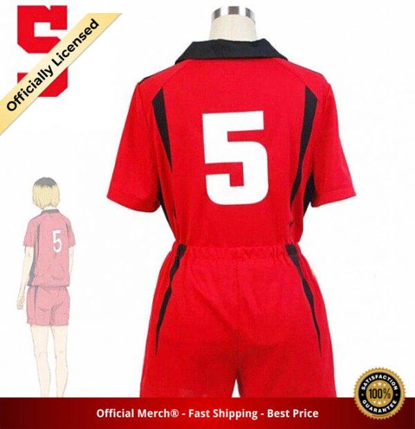 img 4 Haikyuu Nekoma haut uniforme Tetsurou Ku - Haikyuu Merch Store