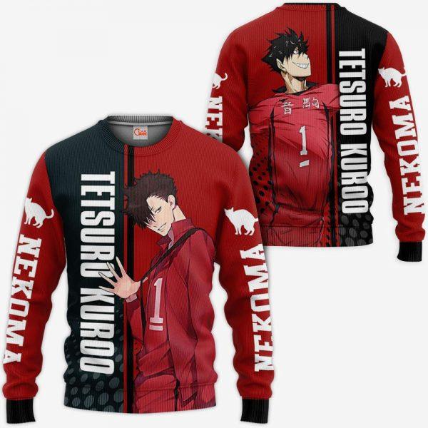 1209 AOP Haikyuu Characters VA Tetsuro Kuroo 3 MK sweatshirt F 2BB - Haikyuu Merch Store