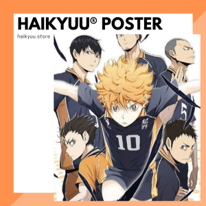 Haikyuu Poster Collection