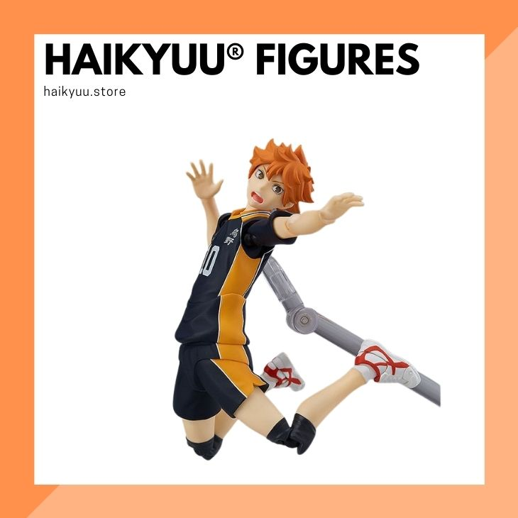 Haikyuu Merch - Figure Collection