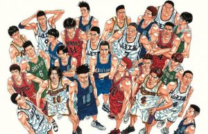 The year 1990 marked the birth of a legend in Japanese sports manga, Slam Dunk.
