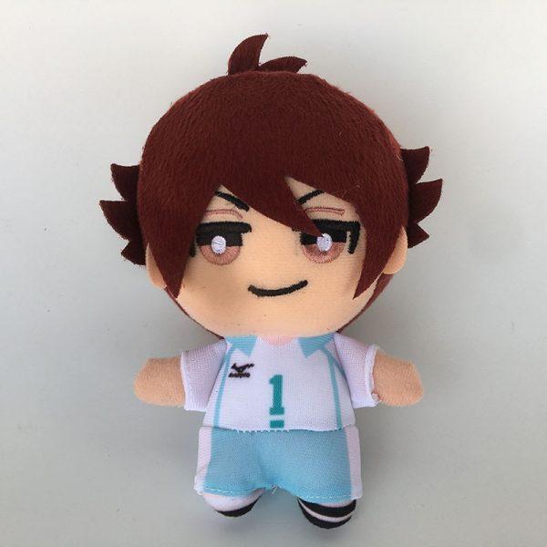 2021 In stock 13 15cm New arrival Haikyuu Kuroo Tetsurou Oikawa Tooru Kei Tsukishima Anime Plush 3 - Haikyuu Merch Store