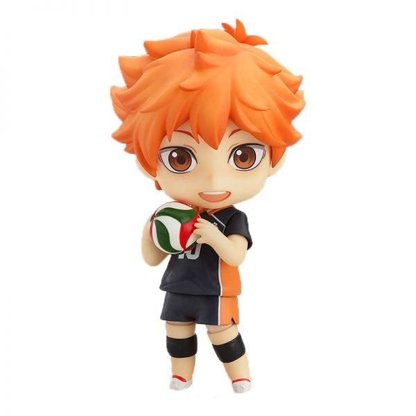 461 Shoyo Hinata Haikyuu Anime Transformer Toys Action Figure Volleyball Movable Figurine Accessories 3 Faces 5 - Haikyuu Merch Store