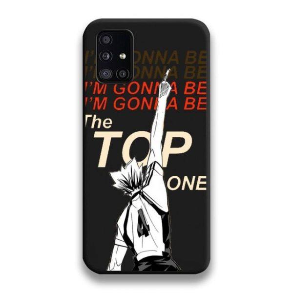 Bokuto Haikyuu Phone Case For Samsung Galaxy A21S A01 A11 A31 A81 A10 A20E A30 - Haikyuu Merch Store
