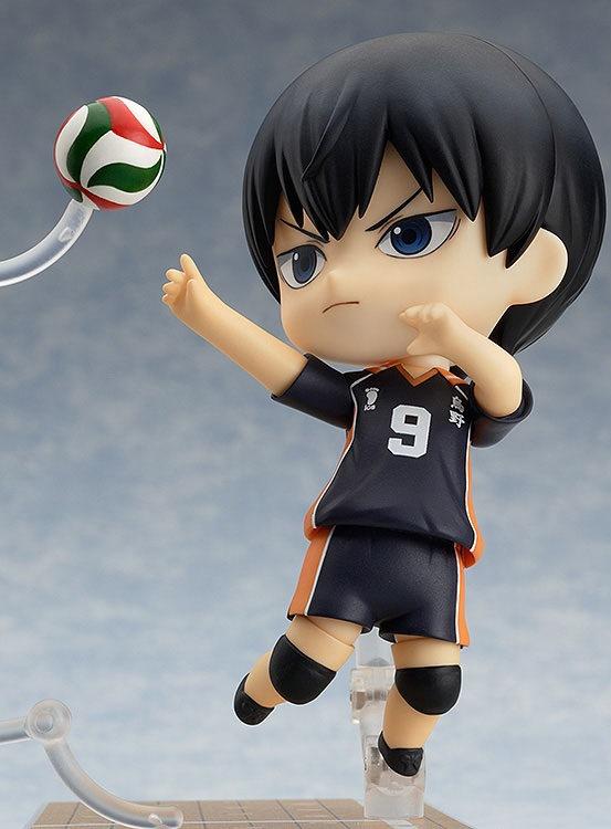 10CM Haikyuu Nendoroid Figure - Kageyama Tobio PVC Action Figure Full Box