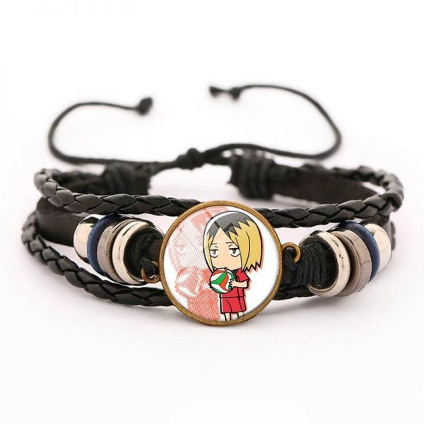 1 haikyuu oikawa tooru leather bracelet ac variants 0 - Haikyuu Merch Store