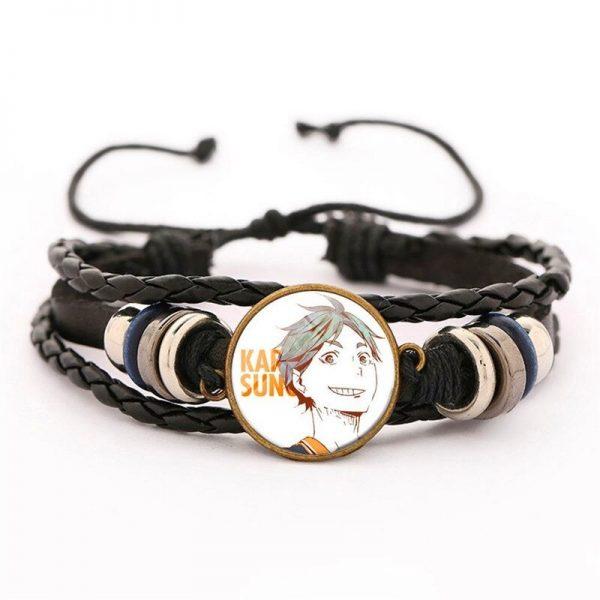 32 haikyuu oikawa tooru leather bracelet ac variants 31 - Haikyuu Merch Store