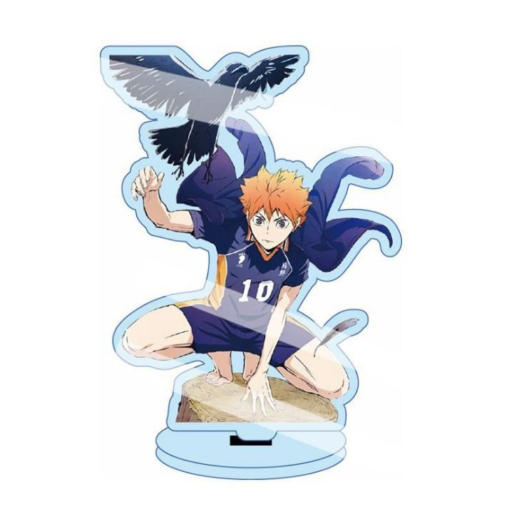 5 1 pcs cartoon 13 cm anime haikyuu figures variants 4 - Haikyuu Merch Store