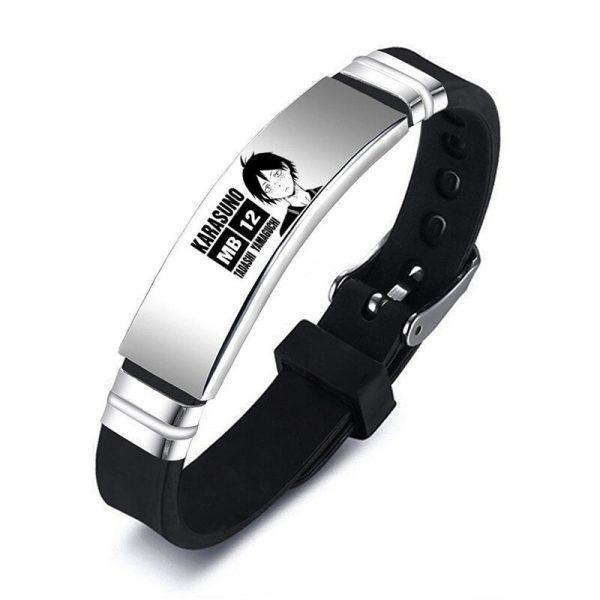 A 2 haikyuu oikawa tooru leather bracelet ac variants 1 - Haikyuu Merch Store