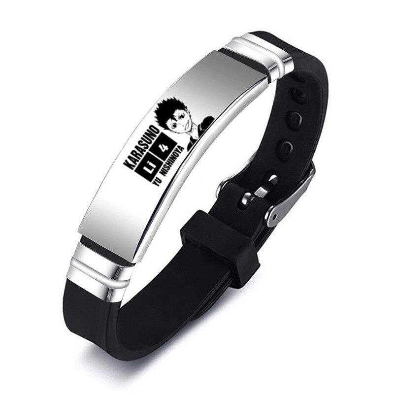 A 6 haikyuu oikawa tooru leather bracelet ac variants 5 - Haikyuu Merch Store