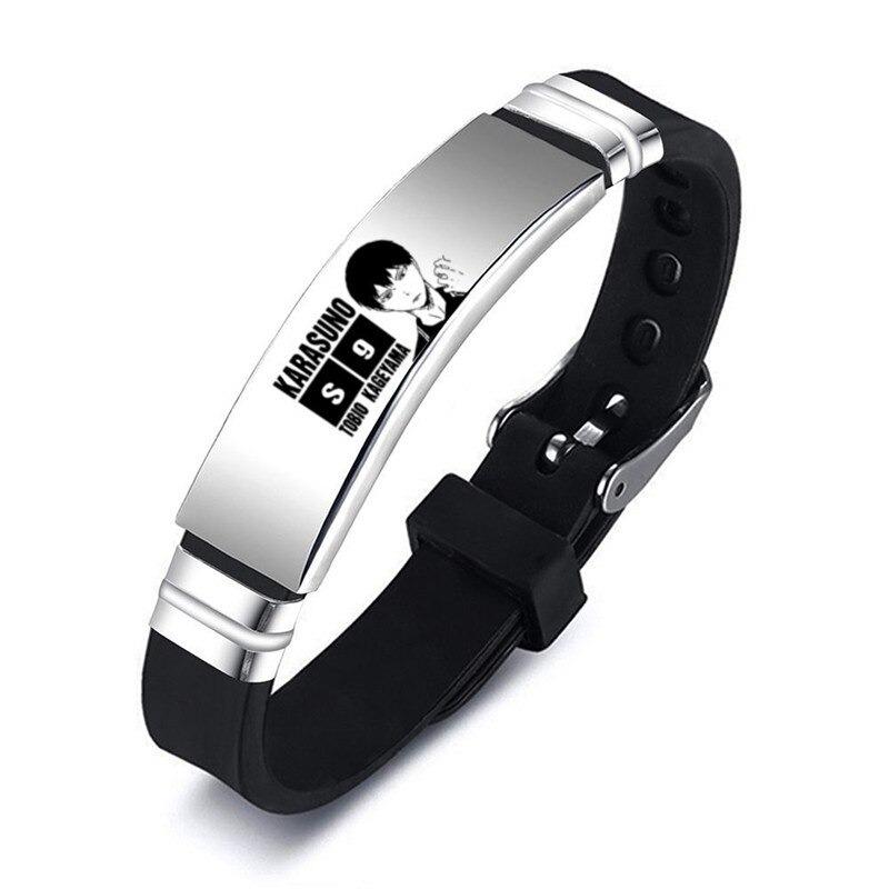 A 7 haikyuu oikawa tooru leather bracelet ac variants 6 - Haikyuu Merch Store