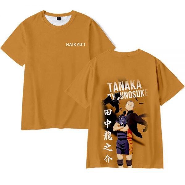 Anime Haikyuu Cosplay Costume Hinata Shoyo Kageyama Tobio Kuroo Tetsurou Oikawa Tooru 3D T Shirt Unisex 4 - Haikyuu Merch Store