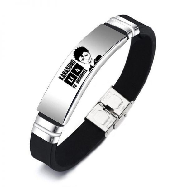 B 3 haikyuu oikawa tooru leather bracelet ac variants 11 - Haikyuu Merch Store