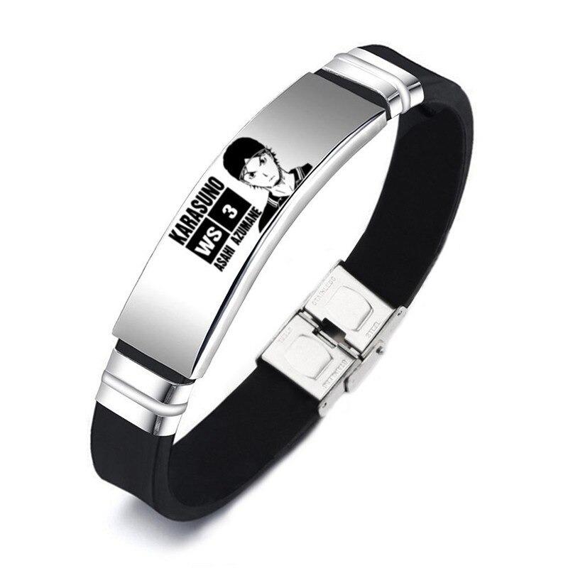 B 5 haikyuu oikawa tooru leather bracelet ac variants 13 - Haikyuu Merch Store