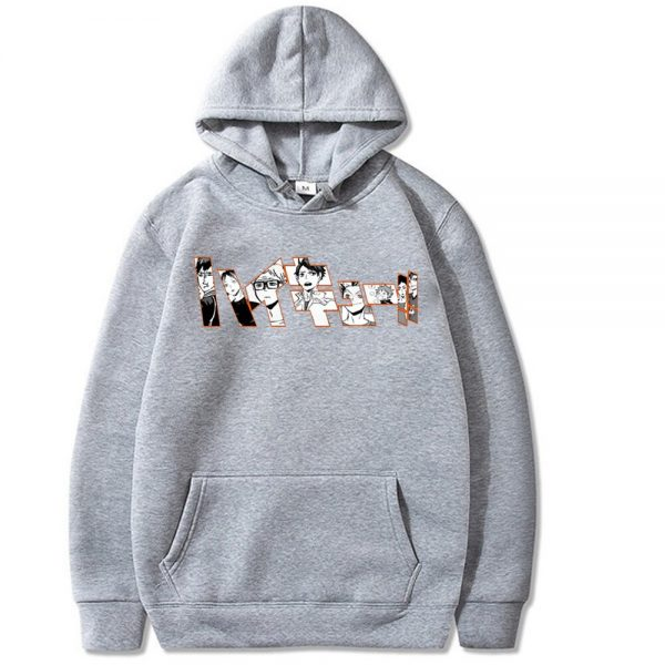 Haikyuu Kageyama Tobio Kenma hoodie for Men Kuroo Anime Manga Shoyo Volleyball sweatshirt tops 5 - Haikyuu Merch Store