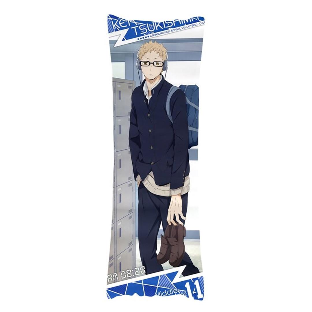 kei tsukishima body pillow - Haikyuu Merch Store