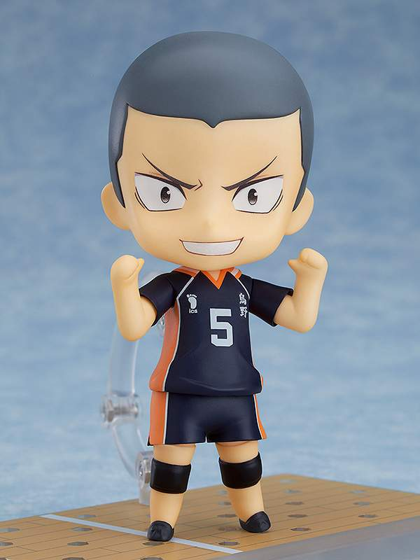 tanaka 50 do figure - Haikyuu Merch Store