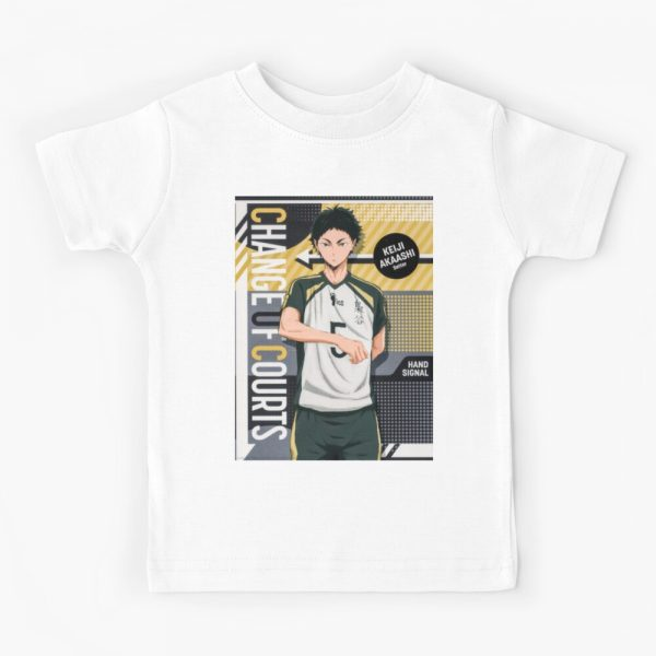 change ofcourts keji - Haikyuu Merch Store