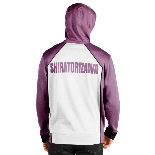 personalized f1 shiratorizawa unisex pullover hoodie - Haikyuu Merch Store