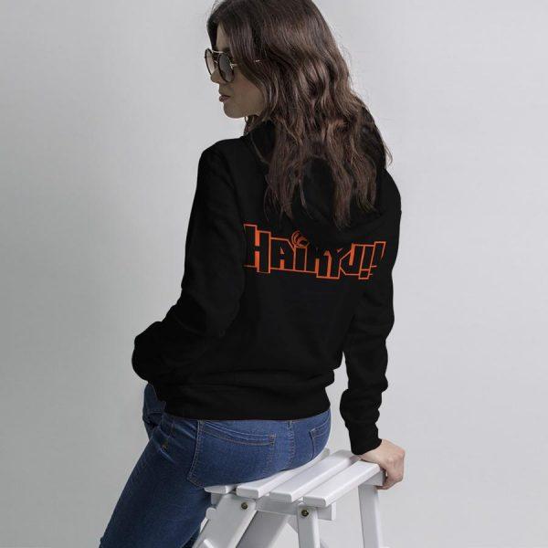personalized flightless crows unisex pullover hoodie - Haikyuu Merch Store
