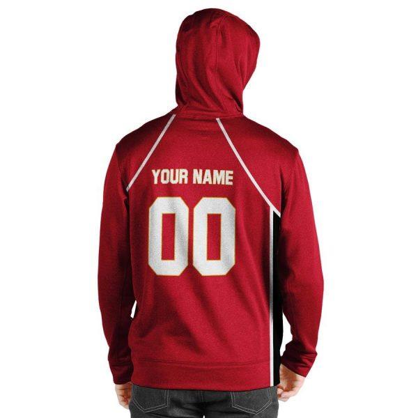 personalized haikyuu national team unisex pullover hoodie - Haikyuu Merch Store