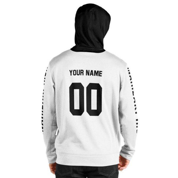 personalized inarizaki libero unisex pullover hoodie - Haikyuu Merch Store