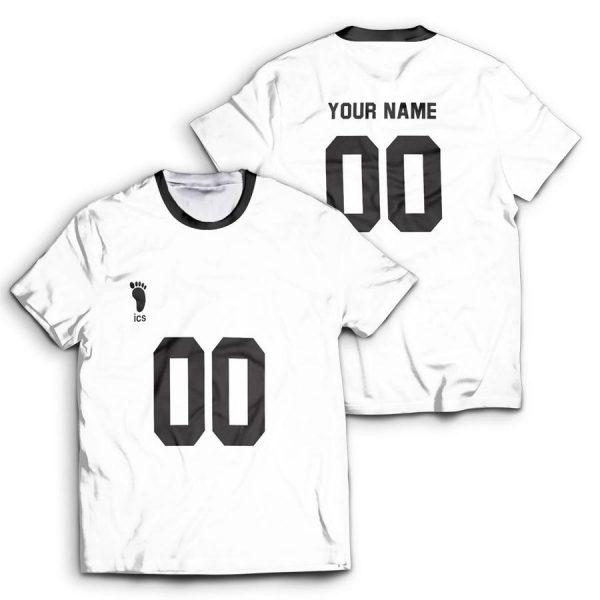 personalized inarizaki libero unisex t shirt - Haikyuu Merch Store