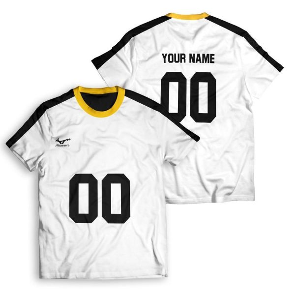 personalized johzenji libero unisex t shirt - Haikyuu Merch Store