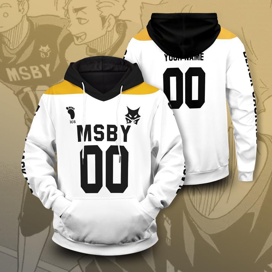 personalized msby black jackals libero unisex pullover hoodie - Haikyuu Merch Store