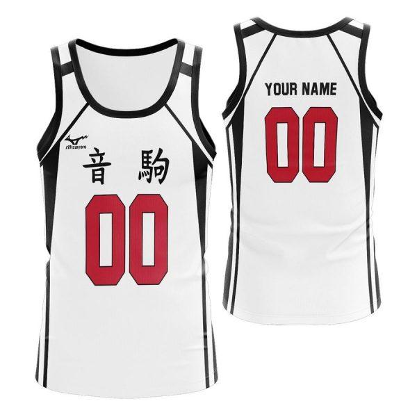 personalized nekoma libero unisex tank tops - Haikyuu Merch Store