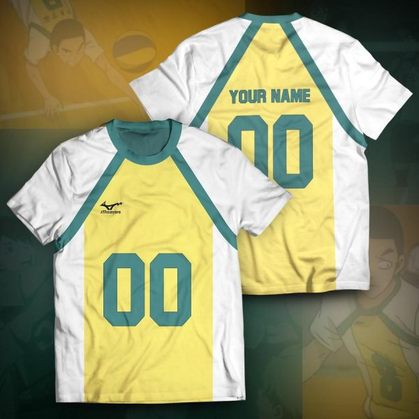 personalized nohebi libero unisex t shirt 992506 900x 1 - Haikyuu Merch Store