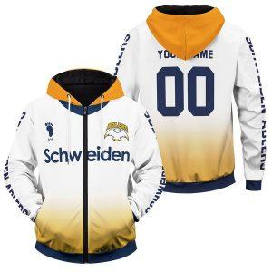 personalized schweiden adlers unisex zipped hoodie 915470 900x - Haikyuu Merch Store
