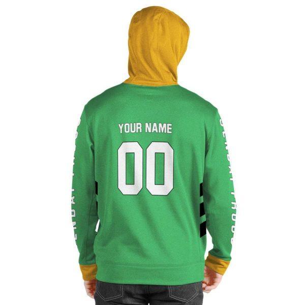 personalized sendai frogs unisex pullover hoodie - Haikyuu Merch Store