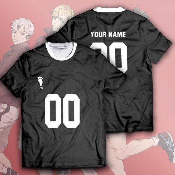 personalized team inarizaki unisex t shirt - Haikyuu Merch Store