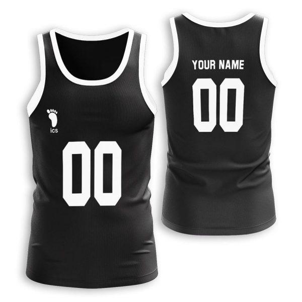 personalized team inarizaki unisex tank tops - Haikyuu Merch Store