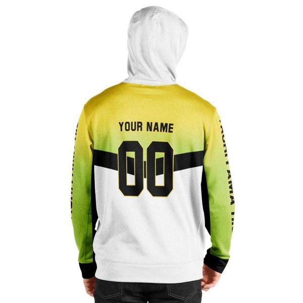 personalized team itachiyama unisex pullover hoodie - Haikyuu Merch Store