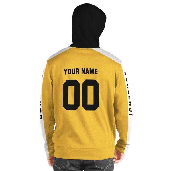 personalized team johzenji unisex pullover hoodie - Haikyuu Merch Store