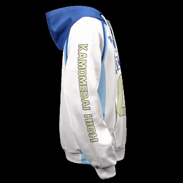 personalized team kamomedai unisex pullover hoodie - Haikyuu Merch Store