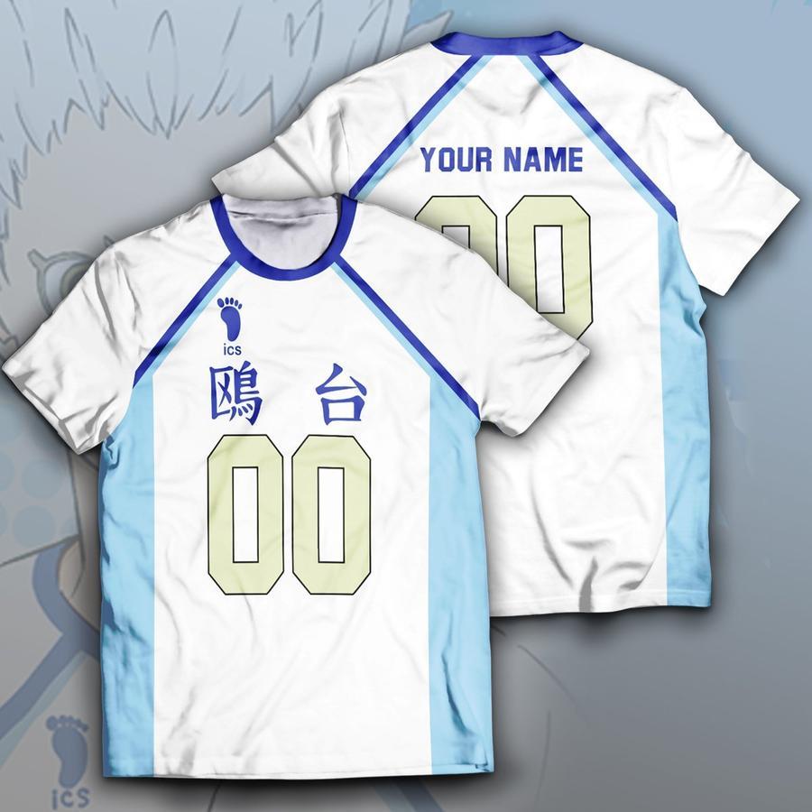 personalized team kamomedai unisex t shirt - Haikyuu Merch Store